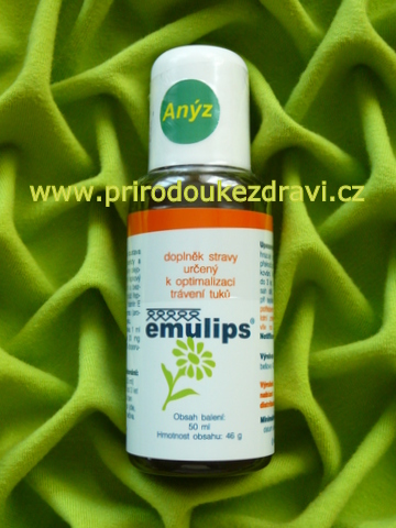 OKG Emulips anýz 50 ml
