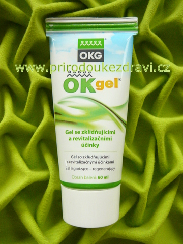 OK Gel 60 ml