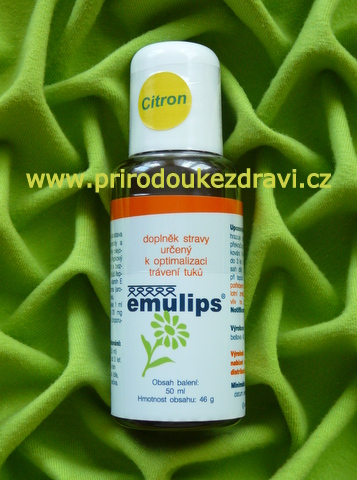 Emulips citron