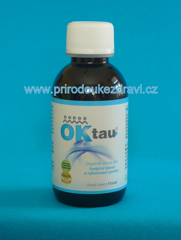 OKG OK Tau plus 115 ml