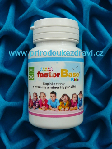 OKG Factor Base KIDS 60 ks