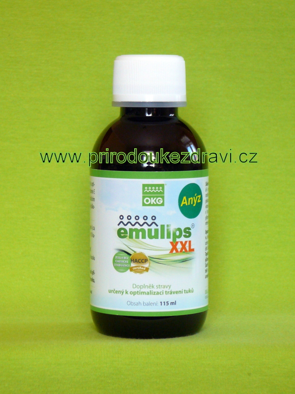 OKG Emulips XXL anýz 115 ml