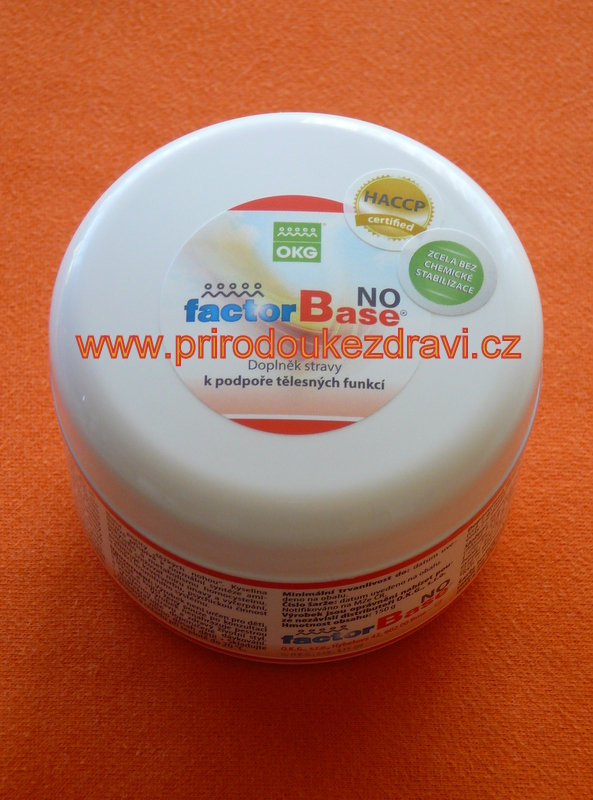 Factor Base - NO 150 g