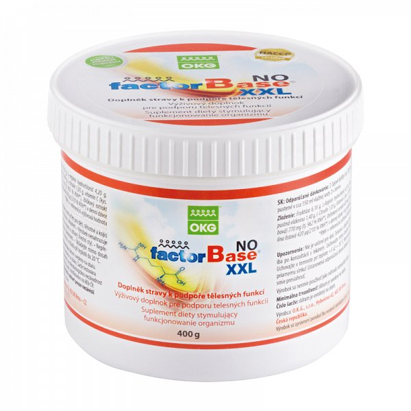 OKG Factor Base NO XXL 400 g