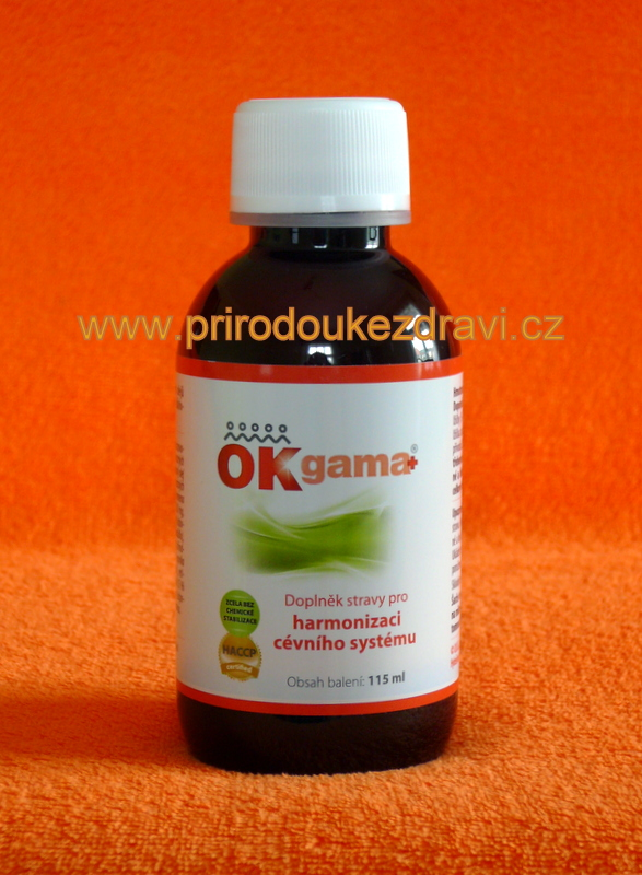 OKG OK Gama plus 115 ml