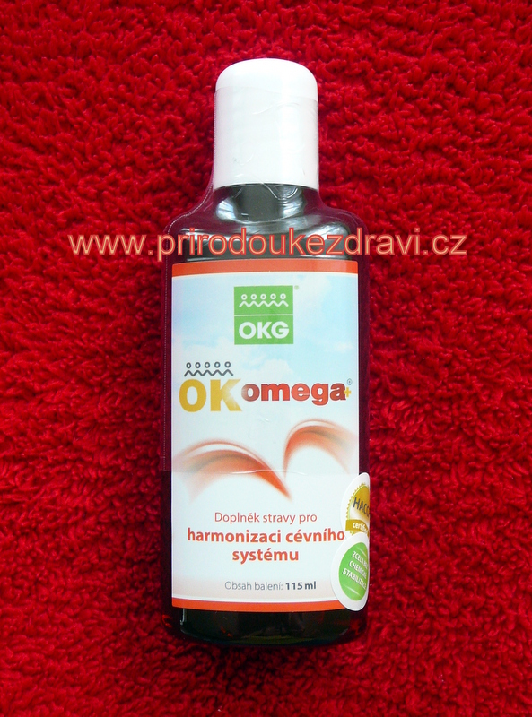 OK Omega plus   115 ml