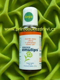 Emulips anýz 50 ml