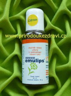 Emulips citron 50 ml