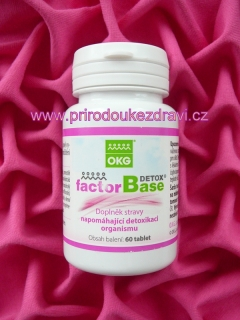 Factor Base DETOX 60 ks